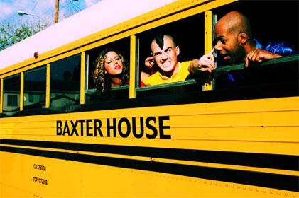 Baxter House Bus Shot