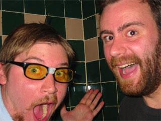 Stucco Lobster Breadbox (SLOB): Jeremy and Jon